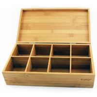 BergHOFF® Bamboo Tea Box