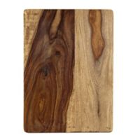 Architec® 12-Inch x 16-Inch Gripperwood™ Gourmet Sheesham Cutting Board