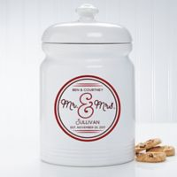 Circle of Love Cookie Jar