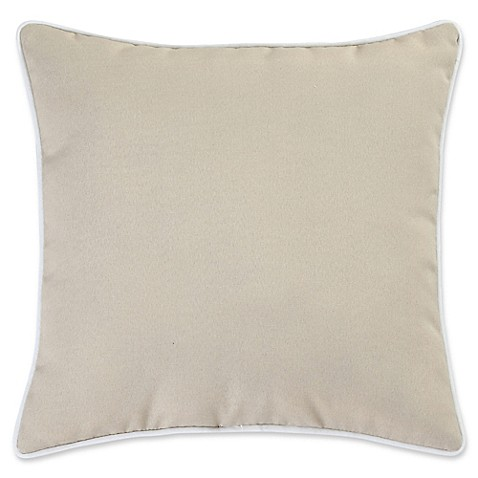 Buy clairebella solid 18 inch x 18 inch throw pillows in for Clairebella