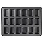 Wilton Perfect Results Nonstick 18-Compartment Mega Mini Loaf Pan