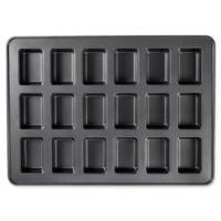 Wilton® Perfect Results Nonstick 18-Compartment Mega Mini Loaf Pan