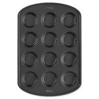 Wilton® Nonstick 12-Cup Mini Tart Pan