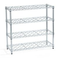 Trinity EcoStorage™ 36-Bottle Wine Rack in Chrome