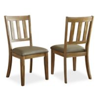 Steve Silver Co. Ander Side Chairs in Brown (Set of 2)