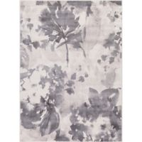 Lara Watercolor 5-Foot 3-Inch x 7-Foot 7-Inch Area Rug in Ivory