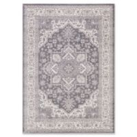 Lara Heriz 5-Foot 3-Inch x 7-Foot 7-Inch Area Rug in Grey