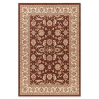 Jewel Antep 5-Foot 3-Inch x 7-Foot 7-Inch Area Rug in Brown