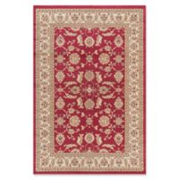 Jewel Antep 5-Foot 3-Inch x 7-Foot 7-Inch Area Rug in Red