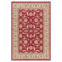 Jewel Antep 7-Foot 10-Inch x 9-Foot 10-Inch Area Rug in Red
