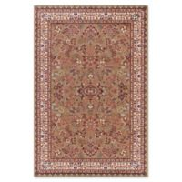 Concord Global Trading Jewel Sarouk 5-Foot 3-Inch x 7-Foot 7-Inch Area Rug in Green