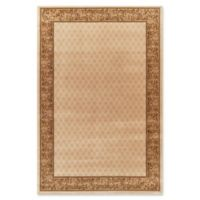Jewel Harmony 5-Foot 3-Inch x 7-Foot 7-Inch Area Rug in Ivory