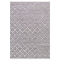 Thema Theo 5-Foot 3-Inch x 7-Foot 3-Inch Area Rug in Beige/Grey