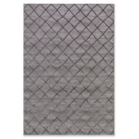 Thema Theo 5-Foot 3-Inch x 7-Foot 3-Inch Area Rug in Grey