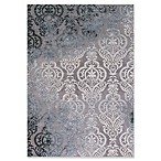 Thema Lancing 5-Foot 3-Inch x 7-Foot 3-Inch Area Rug in Grey