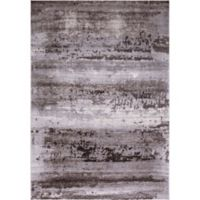 Thema Lakeside 3-Foot 3-Inch x 4-Foot 7-Inch Accent Rug in Brown/Grey