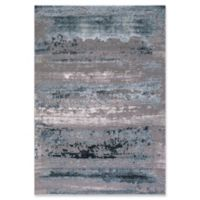 Thema Lakeside 5-Foot 3-Inch x 7-Foot 3-Inch Area Rug in Teal/Grey