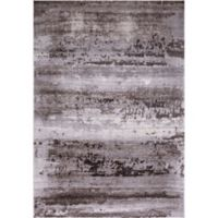 Thema Lakeside 6-Foot 7-Inch x 9-Foot 3-Inch Area Rug in Brown/Grey