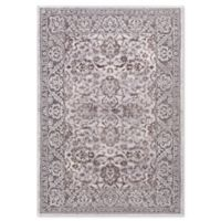 Thema Vintage 5-Foot 3-Inch x 7-Foot 3-Inch Area Rug in Brown/Grey