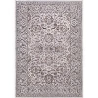 Thema Vintage 6-Foot 7-Inch x 9-Foot 3-Inch Area Rug in Brown/Grey