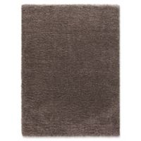 Ocean 5-Foot 3-Inch x 7-Foot 3-Inch Shag Area Rug in Light Brown