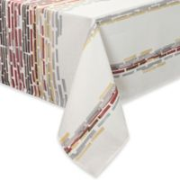 Noritake® Milo 60-Inch x 84-Inch Oblong Tablecloth in Raspberry