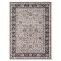 Kashan Mahal 5-Foot 3-Inch x 7-Foot 3-Inch Area Rug in Ivory