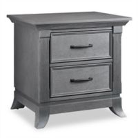 Ozlo Baby Hamilton 2-Door Nightstand in Grey