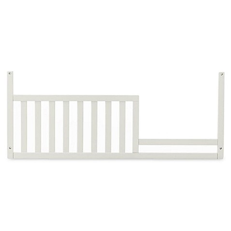 Suite Bebe Bailey Toddler Guard Rail In White Buybuy Baby