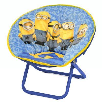 Minions Mini Saucer Chair