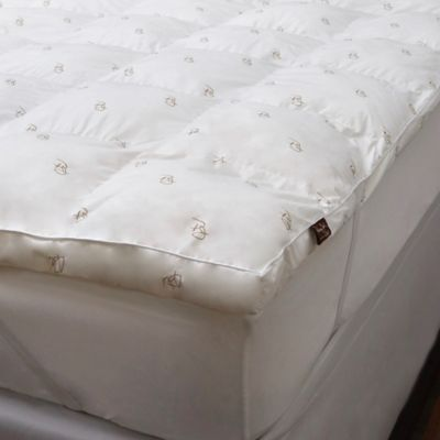 panama jack fiber twin bed mattress topper