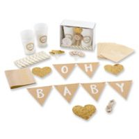 "Kate Aspen® ""Oh Baby"" Rustic 73-Piece Baby Shower Kit"