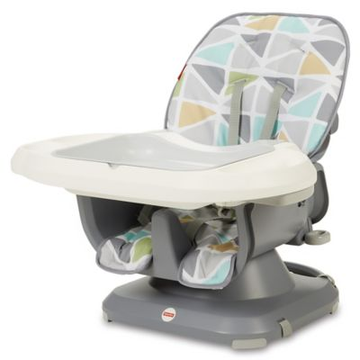 Fisher-Price® Deluxe SpaceSaver Sail High Chair in Grey/Yellow  sc 1 st  Bed Bath u0026 Beyond & Buy Fisher-Price® Deluxe SpaceSaver High Chair from Bed Bath u0026 Beyond