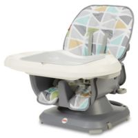 Fisher-Price® Deluxe SpaceSaver Sail High Chair in Grey/Yellow
