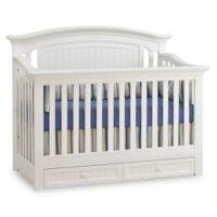 Suite Bebe Winchester 4-in-1 Lifetime Crib in White