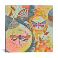 iCanvas Uncontained 12-Inch Square Canvas Wall Art