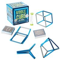 Educational Insights® RiddleCube The Game