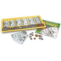 Learning Resources® Giant Classroom Money Kit