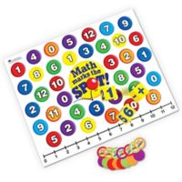 Learning Resources® Math Marks the Spot Floor Game