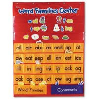 Learning Resources® Word Family & Rhyme Chart