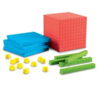 Learning Resources® Brights Base Ten Starter Set