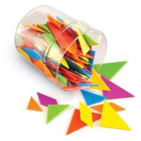 Learning Resources® Brights Tangrams Classpack