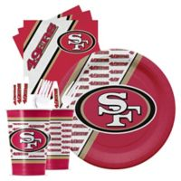 NFL San Francisco 49ers Party Pack