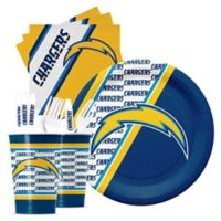 NFL Los Angeles Chargers Party Pack