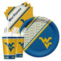 West Virginia University Party Pack
