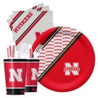 University of Nebraska Party Pack