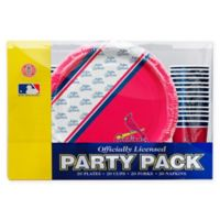 MLB St. Louis Cardinals Party Pack
