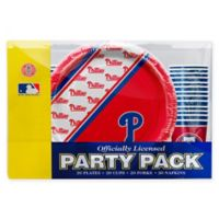 MLB Philadelphia Phillies Party Pack