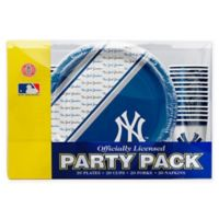MLB New York Yankees Party Pack