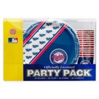 MLB Minnesota Twins Party Pack
